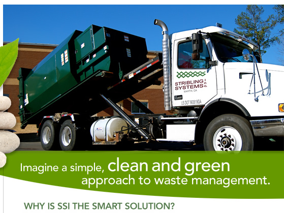 Imagine a simple, clean and green, approach to waste management.